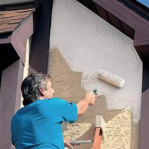 фасадная краска купить